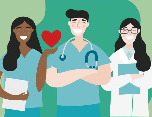 Curso na Área da Saúde