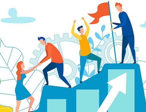 características de liderança