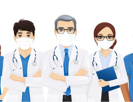 salário de um médico